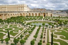 Versaillesin puutarha-barokki