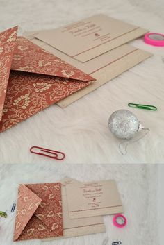 Send with peace of mind our brick red paisley-themed wedding invitations. #weddinginvitations #weddingcards #indianweddinginvitations #indianweddingcards #weddinginvites #invitations #cards