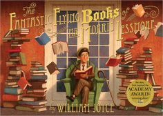 The Fantastic Flying Books Of Mr. Morris Lessmore...I Want To Get This For Zoe Right Away.