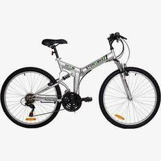 Stowabike Mountain Bike Easy Storage