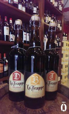 Non solo vino su #075winestore. Venite a scoprire la nostra selezione di birre! Oggi vi proponiamo il trio La Trappe Trappist, in vendita qui: http://www.075winestore.com/birre-artigianali.html?produttore=347