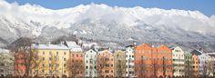Innsbruck, tirol Austria
