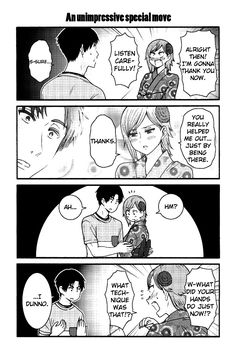 Read manga Tomo-chan wa Onnanoko! Ch.512: An unimpressive special move online in high quality