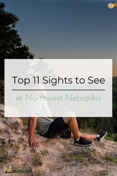 This is the place to 'discover rural America', and the following 11 attractions are what we consider to be the top sights to see within Northwest Nebraska. Nebraska, North West, Attraction, Travel Tips, Tops, Travel Advice, Shell Tops