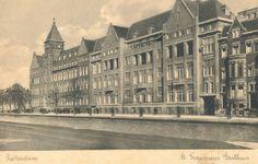 Schiekade Rotterdam (jaartal: 1930 tot 1940) - Foto's SERC