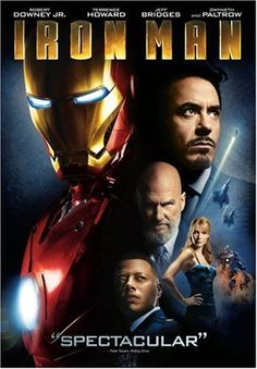 I have only seen the first Iron Man and I thought it was cool. I don't like a lot of superheros but Iron Man is cool.