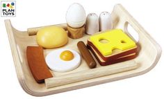 Breakfast Menu Play Set (084543341509)