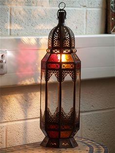 Captivating Moroccan Lanterns, Moroccan Lamps, Moroccan Garden Candle Lantern, Moroccan  Candle Holder, Moroccan