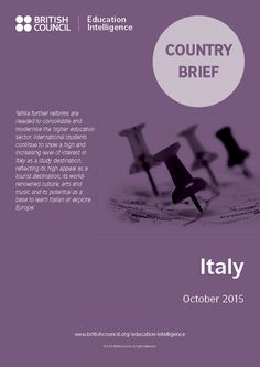Country Brief - Italy 2015