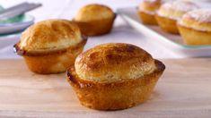 Pasticciotti leccesi classici Biscotti, Deserts, Muffin, Cooking, Breakfast, Sweet, Recipes, Food, Kitchen