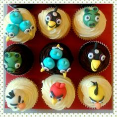Angry birds by Cica Mica