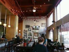 Pete's Cafe. 400 S Main St  Los Angeles, CA 90013.