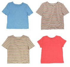 summery tees for baby