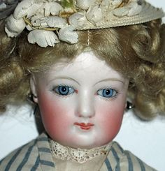 """LAST CHANCE to Purchase 17"""" Barrois French Fashion Doll"""