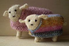 Amigurumi ovejita para el pesebre  Crochet Navidad