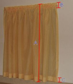 Simple Steps to Sew Your Own Customized Curtains: Calculations & Fabric