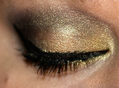 Beauty Gala » Urban Decay Vice Palette Eye Makeup Look & Tutorial: Metal Mania