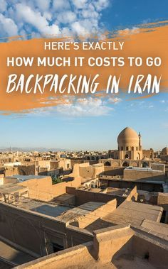 Our budget report for 2 months of backpacking in Iran. Includes everything from how much we spent on food and drinks, to average transportation costs, to a city-by-city breakdown of expenses. A must-read for anyone thinking of backpacking in Iran!