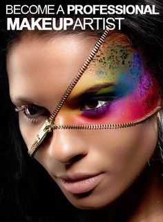 learn how to do professional makeup online