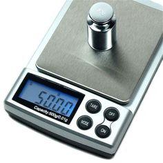 500g x 0.01g Digital Pocket Scale Gold Silver Jewelry Weight Balance Tool - http://jewelry.goshoppins.com/jewelry-design-repair/500g-x-0-01g-digital-pocket-scale-gold-silver-jewelry-weight-balance-tool/