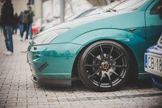 Green Low Rider - Wujek Stefan Edition! #Ford #Focus mk1