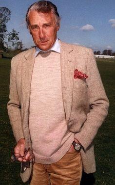 The Duke of Beaufort outside Badminton House British Country Style, Diahann Carroll, English Style, Badminton, Duke And Duchess, Somerset, Royals, Gentleman, United Kingdom