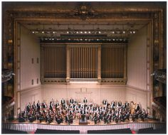 Boston Symphony Orchestra and the Boston Pops.