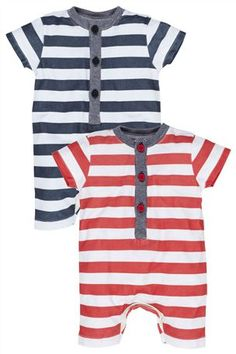Buy Romper Two Pack (0-18mths) from the Next UK online shop