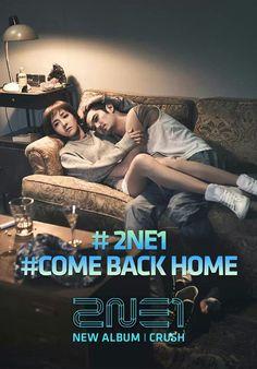 Dara 2NE1 Come Back Home