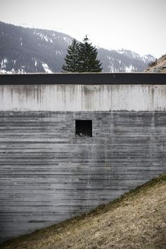 Thermal Baths Vals 1996, Peter Zumthor