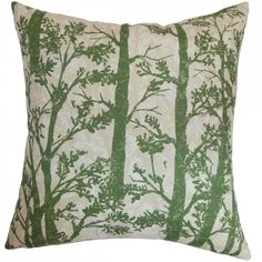 Tachilek Trees Pillow ($49) ❤ liked on Polyvore featuring home, home decor, throw pillows, tree throw pillows, green throw pillows, inspirational throw pillows, green home decor and green toss pillows
