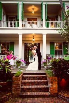 Audubon House & Tropical Gardens Key West FL - Wedding Venue