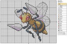 15 - Beedrill by Makibird-Stitching.deviantart.com on @deviantART
