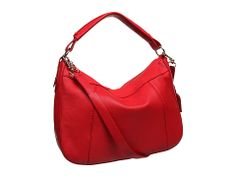 Cole Haan Linley Small Rounded Hobo Tango Red - Zappos.com Free Shipping BOTH Ways