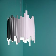 Clinker Pendant Small White Design-Inspirationen.