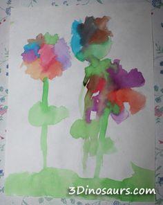 Spring art...