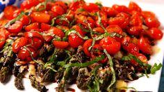 Caprese Asparagus