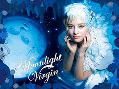 "MAJOLICA MAJORCA 2013 Summer ""Moonlight Virgin"" Main Visual / マジョリカ マジョルカ 2013年 夏 ""Moonlight Virgin"" メインビジュアル"