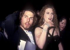 Tom Cruise and Nicole Kidman at The 66th Annual Academy Awards (1994)