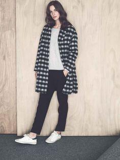 Lookbook-femme-hiver-16 Hartford France Fashion style  Fw 16/17