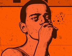 """Check out new work on my @Behance portfolio: """"TRAINSPOTTING POSTER :: ILLUSTRATION"""" http://be.net/gallery/50736601/TRAINSPOTTING-POSTER-ILLUSTRATION"""