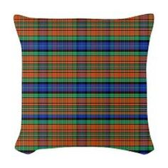 The Weaver Woven Throw Pillow