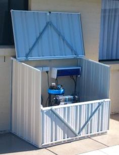 1000 Images About Pool Pump Shade On Pinterest Pool