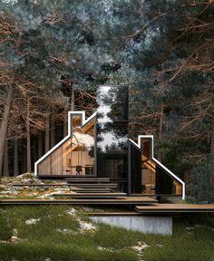 Casa York del arquitecto Alex Nerovnya