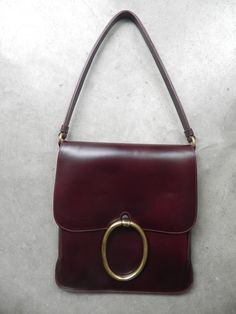 Lovisa Bag, Oxblood | A Détacher