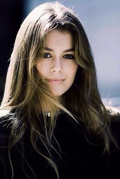Kaia Gerber, daughter of Cindy Crawford & Rande Gerber