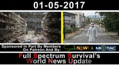 Fukushima Mystery - Missile Deployment - PandemicWatch - prepper, survival, and homestead news https://youtu.be/PxgFCKUz_bA via @YouTube