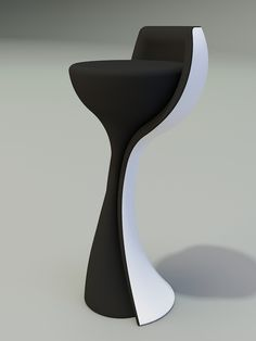 Danai bar stool concept. by Svilen Gamolov