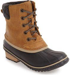Sorel slimpack waterproof boot