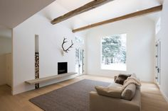 This Simple But Luxurious Home Is The Ultimate Winter Getaway | Airows